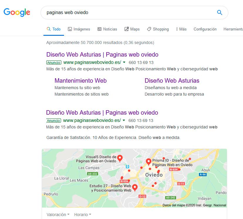 Cómo mejorar el Posicionamiento web en Asturias